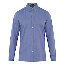Buy Ted Baker Stracat Pindot Dobby Shirt Online at johnlewis.com
