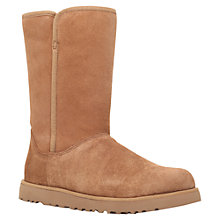 Buy UGG Michelle Flat Heeled Calf Boots Online at johnlewis.com