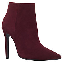 Buy Carvela Sand High Heeled Stiletto Ankle Boots Online at johnlewis.com