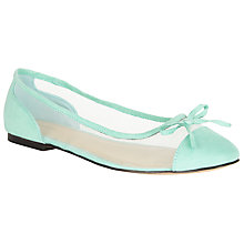 Buy John Lewis Mesh Ballet Pumps Online at johnlewis.com