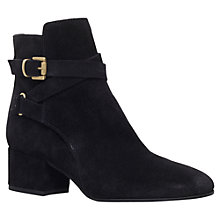 Buy Carvela Spartan Block Heeled Ankle Boots Online at johnlewis.com