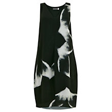 Buy Mint Velvet Anjali Print Cocoon Dress, Multi Online at johnlewis.com