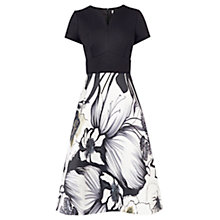 Buy Coast Lazio Print Isabella Dress, Multi Online at johnlewis.com