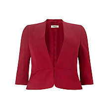 Buy Studio 8 Odette Jacket, Raspberry Online at johnlewis.com