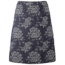 Buy Studio 8 Lorenza Denim Skirt, Navy Online at johnlewis.com