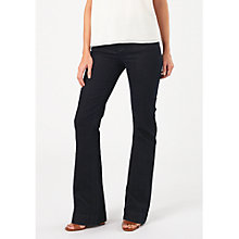 Buy Phase Eight Bea Flared Jeans, Dark Indigo Online at johnlewis.com