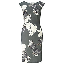 Buy Phase Eight Analise Print Dress, Grey Online at johnlewis.com