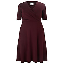Buy Studio 8 Abigail Jersey Dress, Fig Online at johnlewis.com