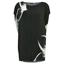 Buy Mint Velvet Anjali Print Oversized T-Shirt, Multi Online at johnlewis.com