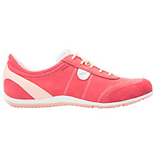 Buy Geox Vega Casual Lace Up Trainers Online at johnlewis.com