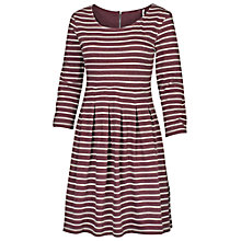 Buy Fat Face Kew Stripe Dress Online at johnlewis.com