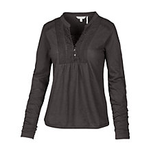 Buy Fat Face Bideford Popover Top Online at johnlewis.com