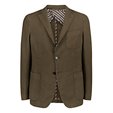 Buy Aquascutum Patch Pocket Blazer, Green Online at johnlewis.com