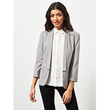 Buy Miss Selfridge Pocket Detail Ponte Jacket Online at johnlewis.com