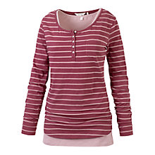 Buy Fat Face Tisbury Stripe Henley Top Online at johnlewis.com