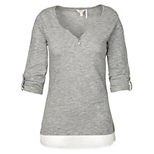 Buy Fat Face Wilson Tunic Top Online at johnlewis.com
