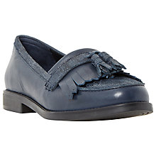Buy Dune Goosie Flat Fringe Loafers Online at johnlewis.com