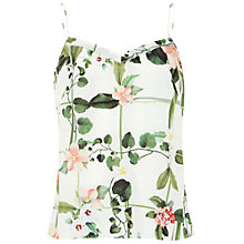 Buy Ted Baker Cynaria Scalloped Edge Camisole Top Online at johnlewis.com