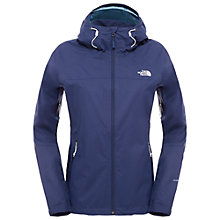 Buy The North Face Women's Sequence Jacket, Blue Online at johnlewis.com
