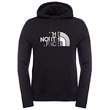 Buy The North Face Drew Peak Hoodie, Black Online at johnlewis.com