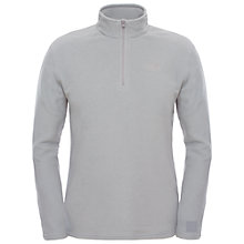 Buy The North Face Glacier Men's Fleece, Grey Online at johnlewis.com