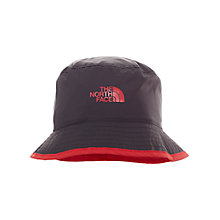 Buy The North Face Sun Stash Hat, Red/Grey Online at johnlewis.com