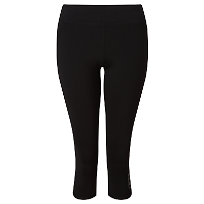 Lorna Jane Volcanic 7/8 Running Tights, Black