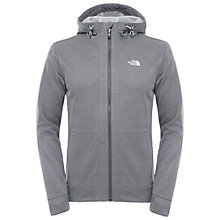 Buy The North Face Mittellegi Fleece Hoodie, Grey Online at johnlewis.com
