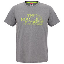 Buy The North Face Woodcut Dome Men's T-Shirt Online at johnlewis.com