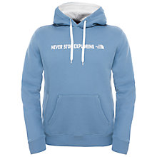 Buy The North Face Open Gate Full Zip Hoodie Online at johnlewis.com