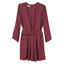 Buy Mango Detachable Belt Dress Online at johnlewis.com