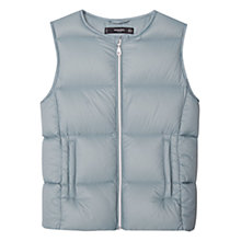 Buy Mango Lightweight Feather Quilted Gilet Online at johnlewis.com