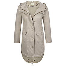 Buy Celuu Fearne Parka Jacket, Beige Online at johnlewis.com