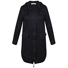 Buy Celuu Fearne Parka Coat, Navy Online at johnlewis.com