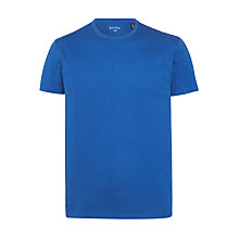 Buy Paul Smith Crew Neck Cotton Lounge T-Shirt, Blue Marl Online at johnlewis.com