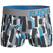 Buy Bjorn Borg Strokes Print Trunks Online at johnlewis.com