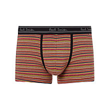 Buy Paul Smith Fine Stripe Trunks Online at johnlewis.com