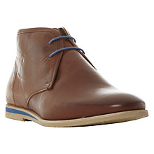 Buy Dune Crayon Desert Boots Online at johnlewis.com