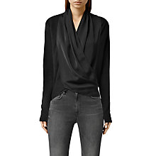 Buy AllSaints Rola Panel Jumper Online at johnlewis.com