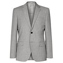 Buy Reiss Harry Wool Modern Fit Suit Jacket, Grey Online at johnlewis.com