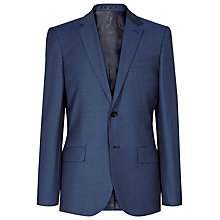 Buy Reiss Harry Wool Modern Fit Suit Jacket, Airforce Blue Online at johnlewis.com