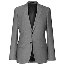 Buy Reiss Cruise Mottled Wool Slim Fit Suit Jacket, Grey Online at johnlewis.com