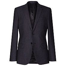 Buy Reiss Cruise Mottled Wool Slim Fit Suit Jacket, Navy Online at johnlewis.com