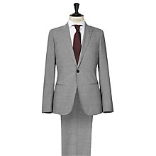 Buy Reiss Rhine Stripe Slim Fit Suit, Grey Online at johnlewis.com