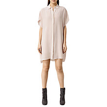 Buy AllSaints Thea Shirt Dress Online at johnlewis.com