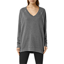 Buy AllSaints Tala Sweatshirt Online at johnlewis.com