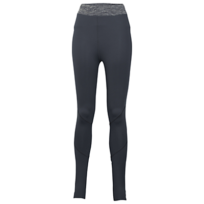 Fat Face Activ88 Jersey Insert Leggings, Black
