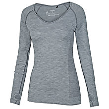 Buy Fat Face Activ88 Long Sleeve V Neck Top Online at johnlewis.com