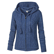 Buy Fat Face Dawlish Hoody, Navy Online at johnlewis.com