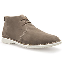 Buy Geox Zal Lace-Up Chukka Boots Online at johnlewis.com